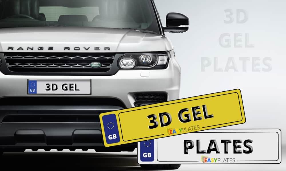 3D Gel Plates