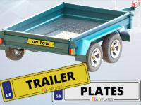 Trailer Plates