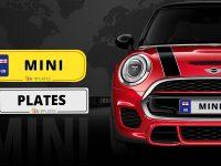 BMW Mini Number Plates