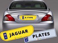 Jaguar Number Plates