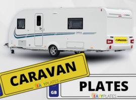 Caravan plates