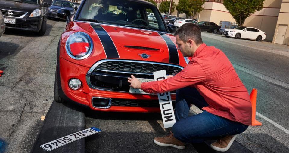 Types of Car Registration Number Plates